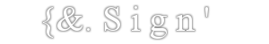 {&. Q u e e n ' s G a l l e r y 259256sign
