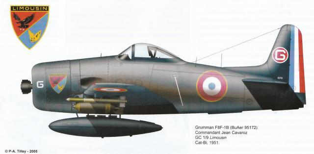 GRUMMAN F8F BEARCAT 260007Grumman_F8F_1B_Bearcat_2