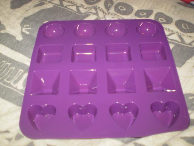 petits moules en silicone pour mes chocolat 260171PC050267