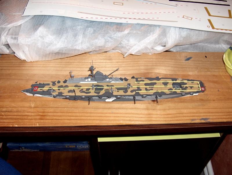 DKM Graf Zeppelin [revell 1/720] - Page 5 268085HPIM1240
