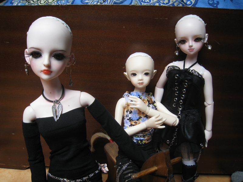 Galerie de vos dolls chauves 270284IMG_4273