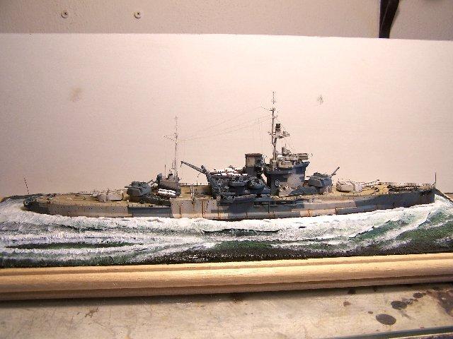 Hms Warspite airfix 1/600 - Page 5 273400hms_Warspite_104
