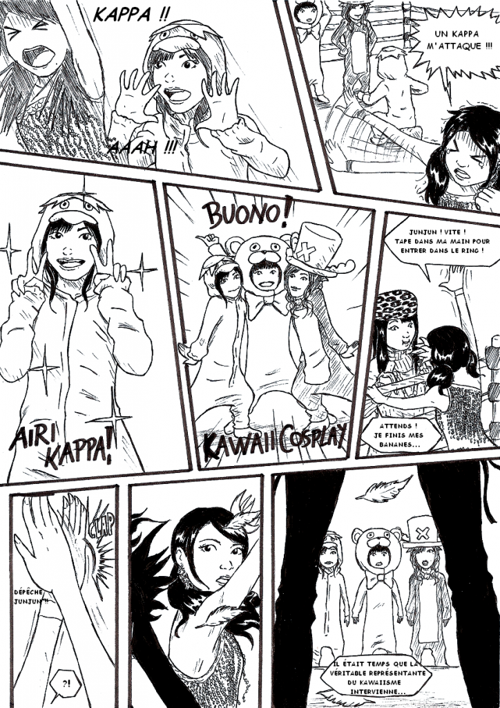 BUONO! MISSION 2 : KAWAII BATTLE Chapitre 6 & 7 (fin) - Page 7 278755KAWAII_BATTLE_28