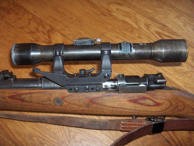 Renseignement sur MAUSER sniper 293654zf39