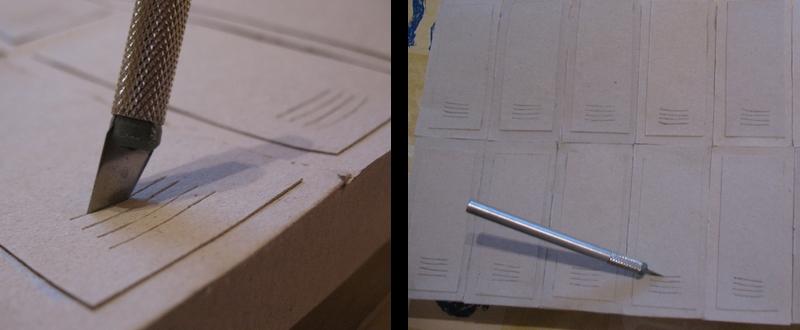 Fabriquez une rangée de casiers de rangement [WWFF] 294123005