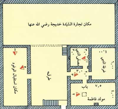 منزل سيد الخلق محمد صلى اللة علية وسلم بمكة 298401nabi7
