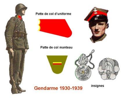 Gendarmerie Polonaise(1931/1939) 3037591930
