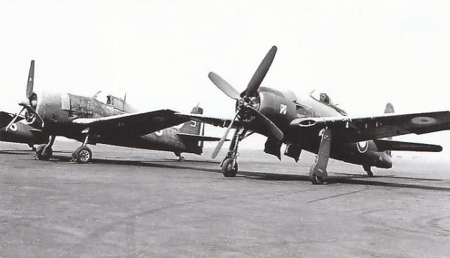 GRUMMAN F8F BEARCAT 305759Grumman_F6F_5_Hellcat___F8F_1D_Bearcat