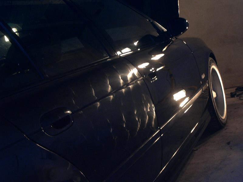 [BMW 530 d E39] Renaissance d'un Cosmos Schwarz Metallic 315919P1000868