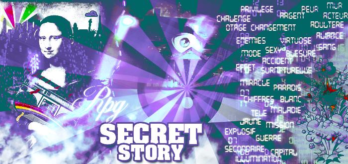 Secret - Story Rpg 4