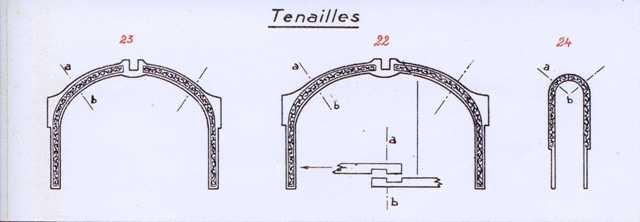 La Réale de France au 1/75ème - Heller - Page 3 3225902_TenaillesR