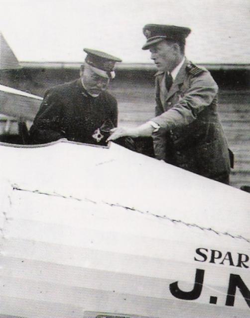 MITSUBISHI A6M ZEKE 324078Gloster_Sparrowhawk