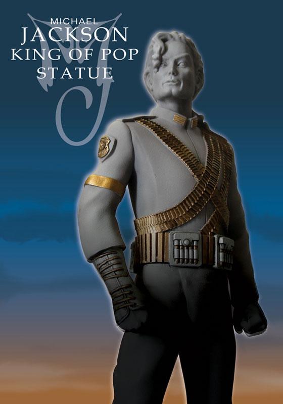 Produtos Michael Jackson: Estátua, chaveiros, etc 328709fig_ka10