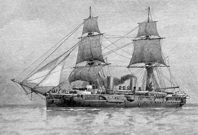 ROYAL NAVY CROISEURS LOURDS CLASSE COUNTY 332109Croiseur_cuirasse_HMS_Warspite