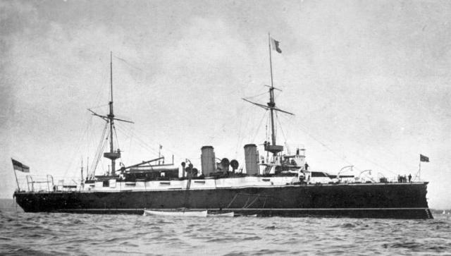 ROYAL NAVY CROISEURS LOURDS CLASSE COUNTY 334525Croiseur_cuirasse_HMS_Orlando