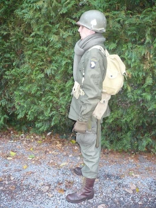 Moi en para (M43 pour Bastogne) 3404533