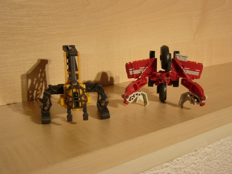 """Collection Nosfe """"Transformers & Hokuto No Ken & Cie"""" 350467Constructican_bot_1"""
