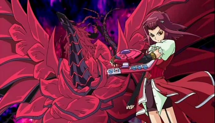 Les Personnages dans Yu-Gi-Oh! 5D's 361192Aki_Izayoi