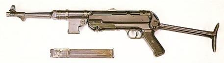 Les armes de l'infanterie 361231MP40