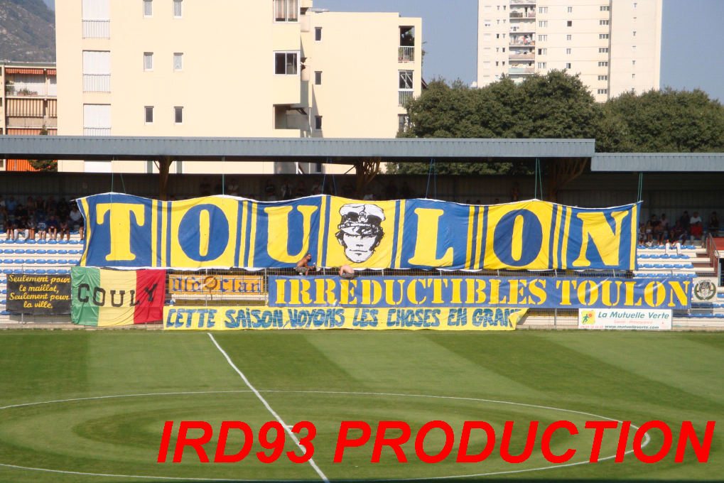 CFA: Toulon - Martigues 369365A