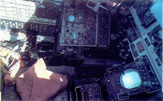 [MC1 - F4 Phantom] F-4N Phantom II Hasegawa 1/48 - TERMINE ! 374361f4nrear_console_g