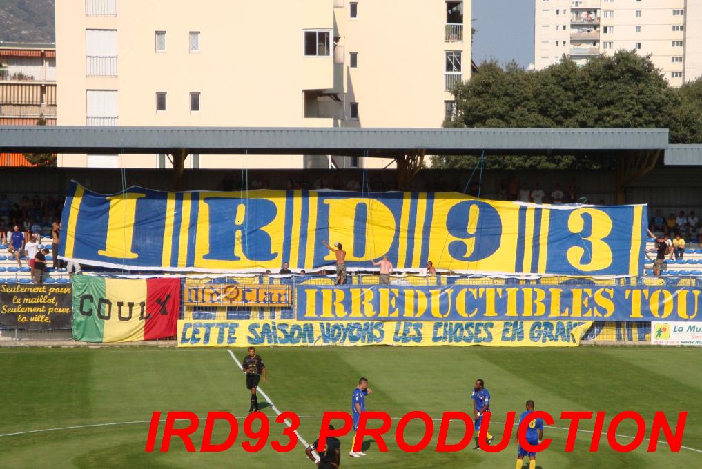 CFA: Toulon - Martigues 383422B