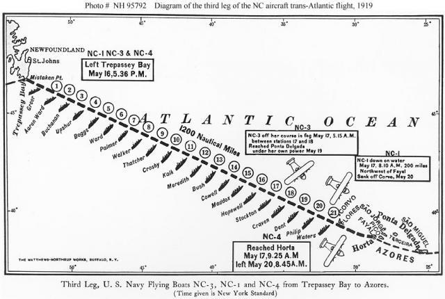 USN CUIRASSES CLASSE WYOMING 39039NC_aircraft_trans_Atlantic_flight__1919