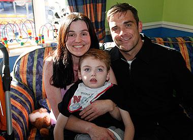 Robbie en visite à Blurton 04-10-2010 394532unit11