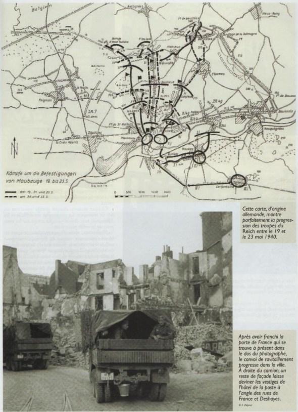 Le second siège de Maubeuge en Mai 1940 3974294