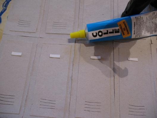 Fabriquez une rangée de casiers de rangement [WWFF] 418007006