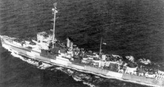 USN DESTROYERS D'ESCORTE CLASSE DEALEY 429647USS_Edsall