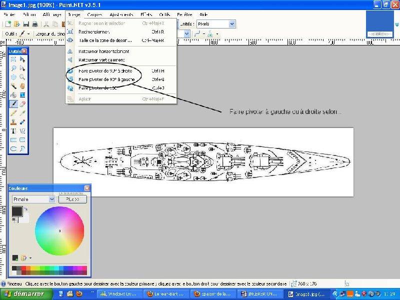 Le jean-Bart au 1/100ème scratch - Page 3 440905Image2