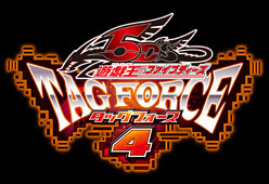 [Annonce] Yu-Gi-Oh! 5D's Tag Force 4 450438TF4_Logo2