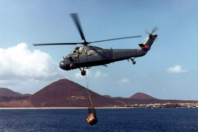AGUSTAWESTLAND LYNX 454035Westland_Wessex_Ascension_Island_1982