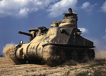 La compagnie de chars US 465362LOCLeesinaction