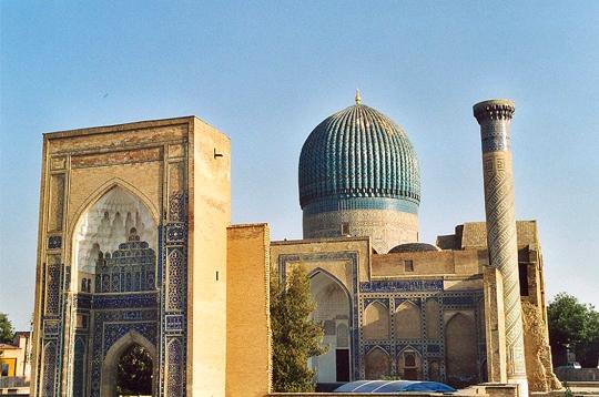 25 des plus belles mosquées du monde 471391samarkand_280335