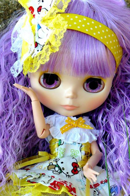 P4 Le Gang des lolitas Rose ♥ Un arc en ciel (PM custo) 479130P1200867