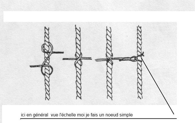 L'Union Brigantin Constructo au 1/100ème en bois - Page 2 48471noeuds_de_haubans
