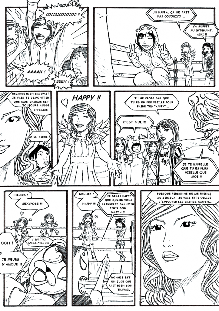 BUONO! MISSION 2 : KAWAII BATTLE Chapitre 6 & 7 (fin) - Page 7 486538KAWAII_BATTLE_30