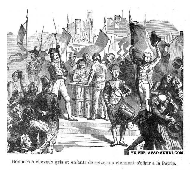 la campagne de 1792 492887enrolement_des_volontaires_1792