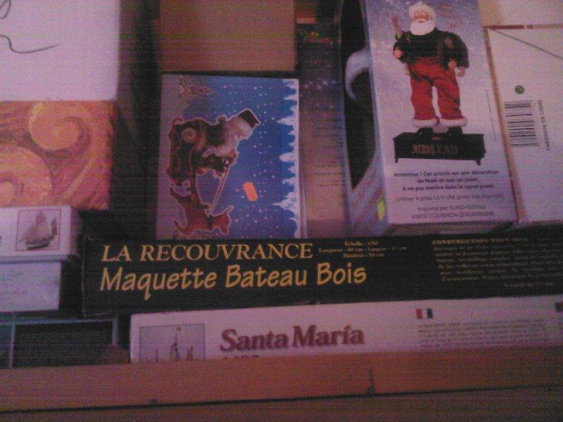 Avez-vous commandé des maquettes dans votre lettre au Père Noël ? 493652SP_A0776