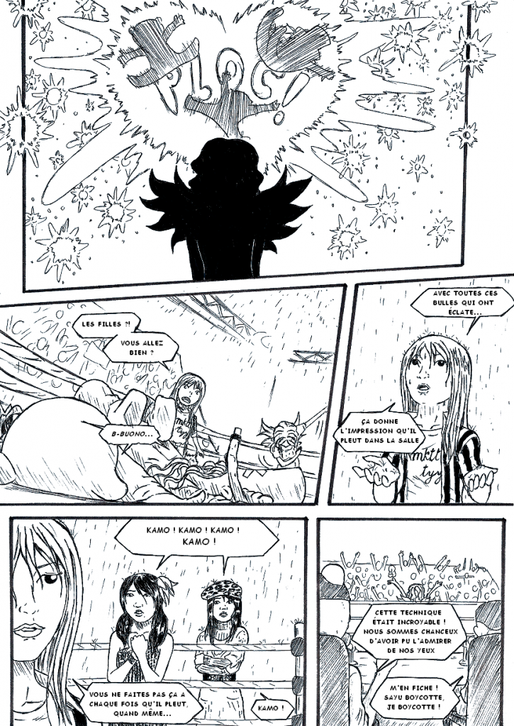 BUONO! MISSION 2 : KAWAII BATTLE Chapitre 6 & 7 (fin) - Page 7 497424KAWAII_BATTLE_33