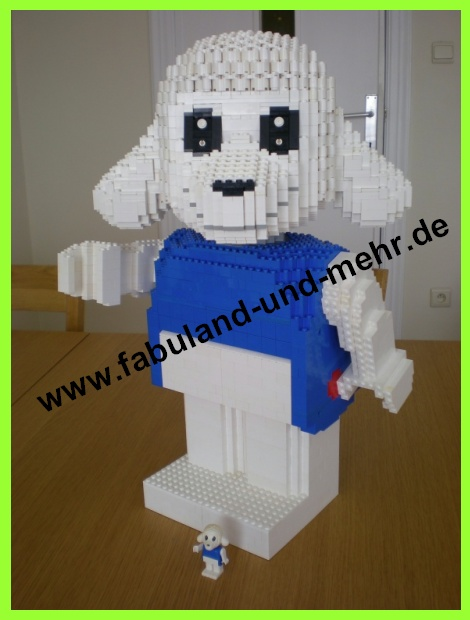 [LEGO] : FABULAND 508106Lisa_Lamb__281_29g