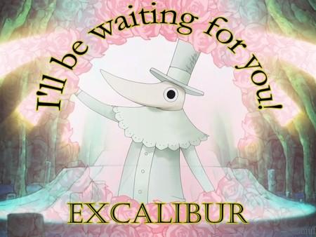 Soul Eater 519382Excalibur