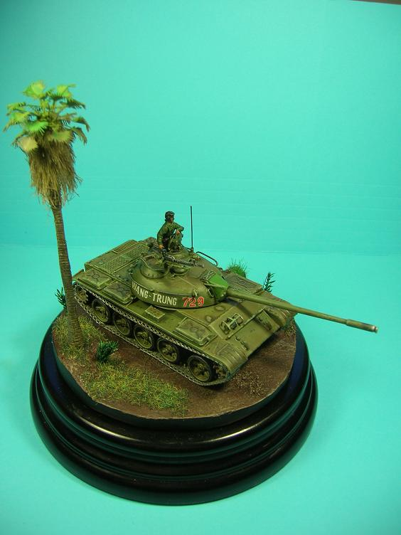 T-54 Nord-Vietnamien 1972 - 1/72° 525192