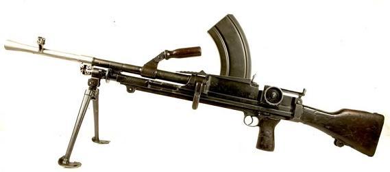 Les armes de l'infanterie: Les mitrailleuses. 531096Bren_Gun_LMG_1