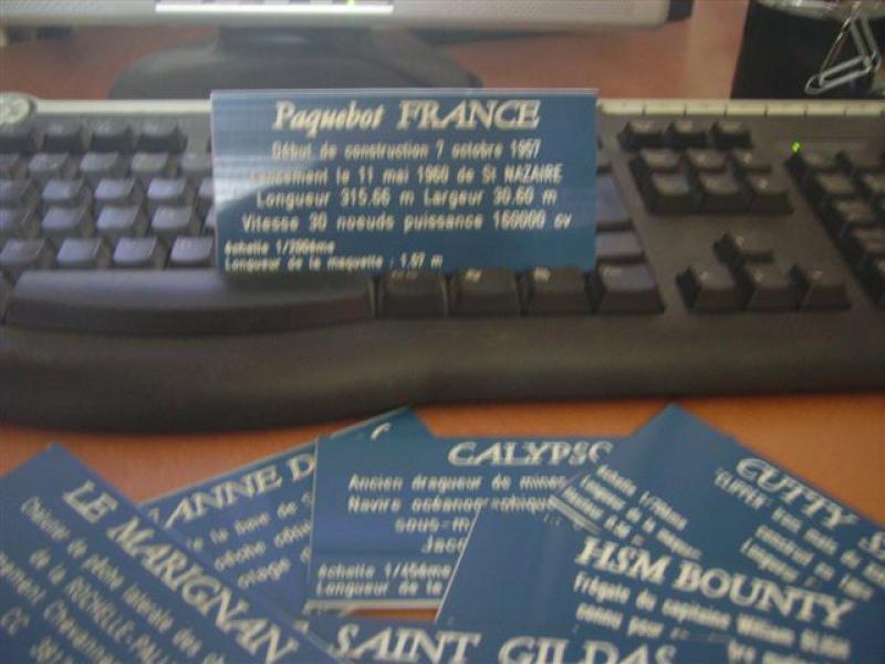 Le France au 1/200 en statique  - Page 9 532837IMGP1125