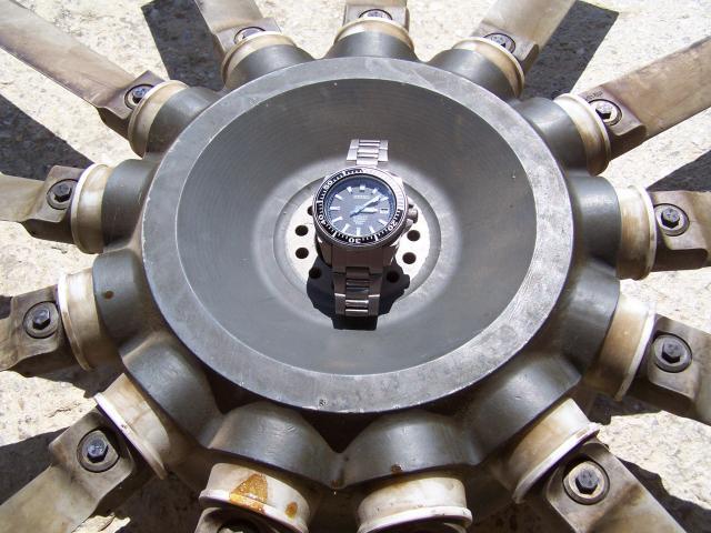 Breitling - Une montre de pilote d'Hélico... 535176028