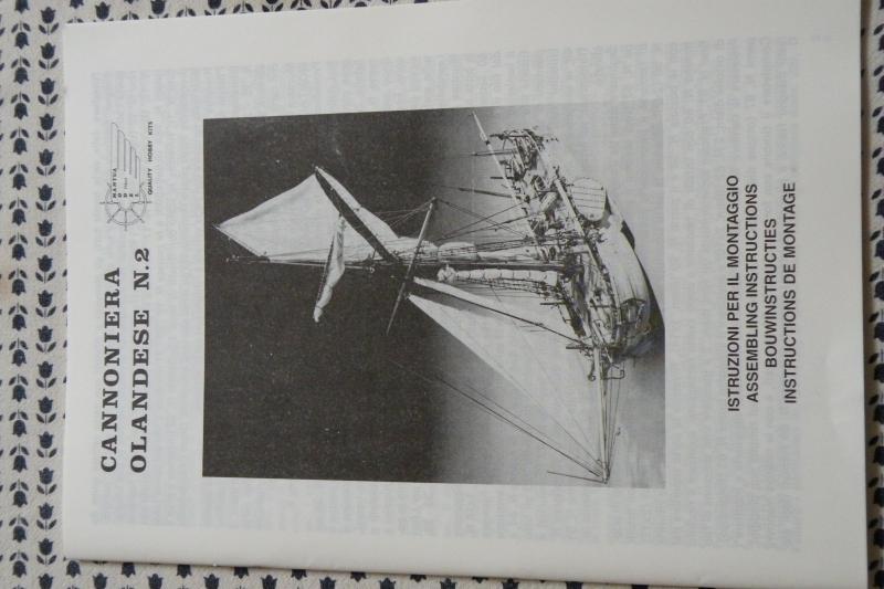 Canonnière belge (ex Néerlandaise) N°2 Mantua au 1/43  540854DSCN0587