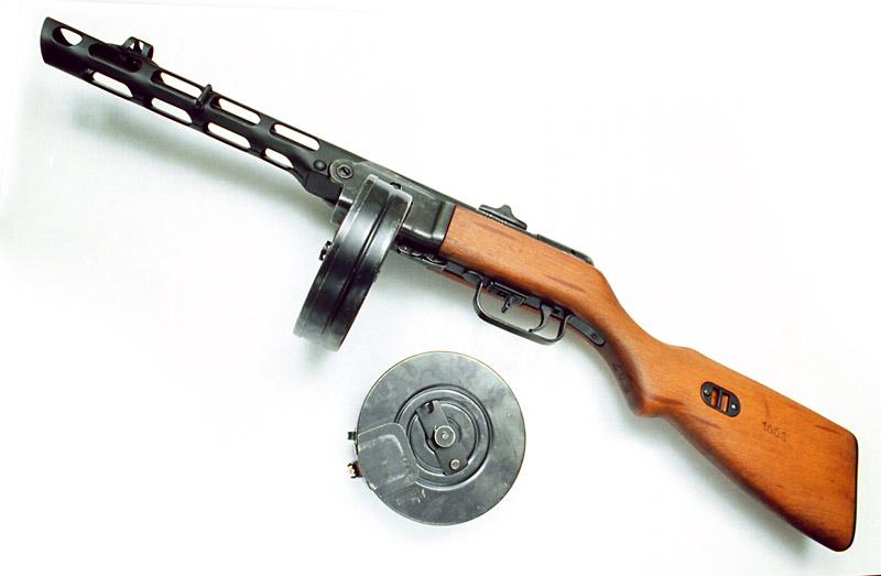 Les armes de l'infanterie 543859PM_PPSH